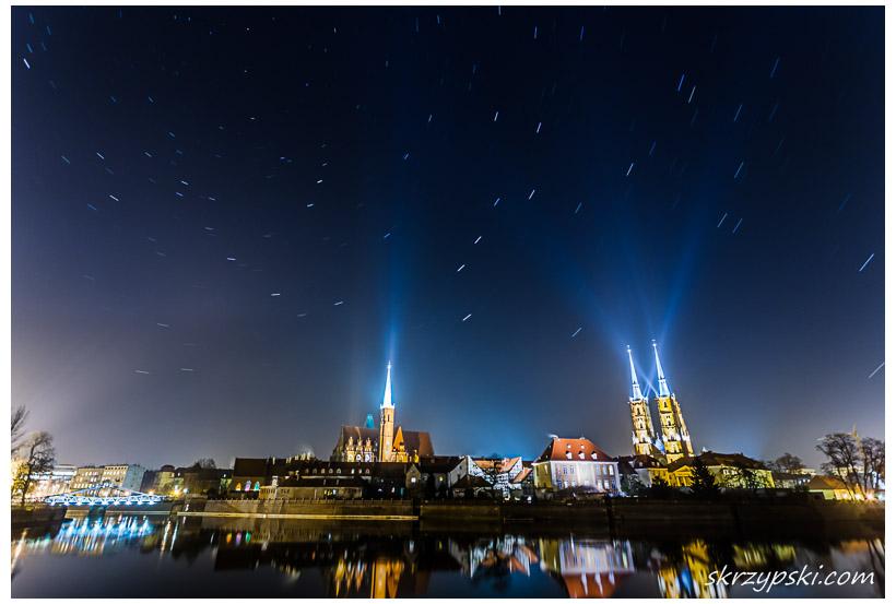 Gwiazdy nad Ostrowem Tumskim