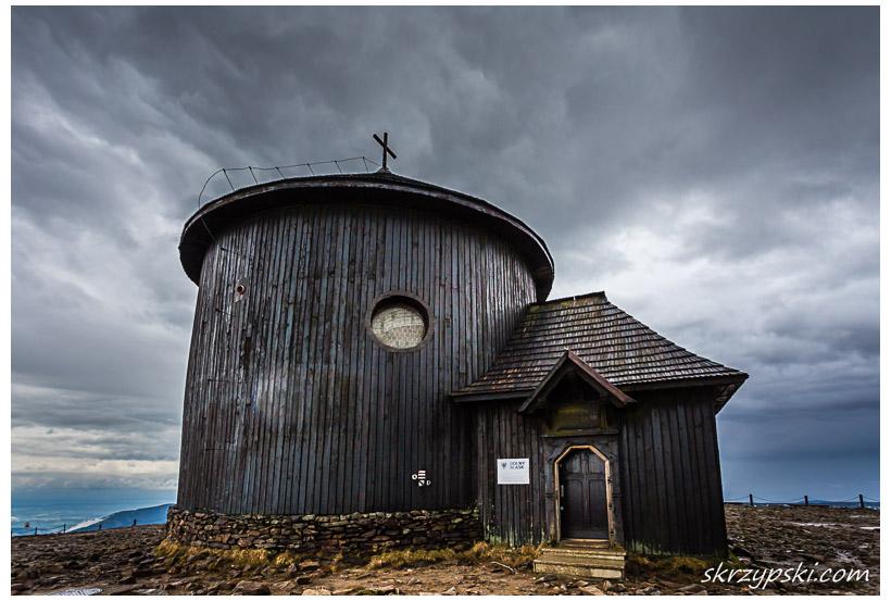 Kaplica św. Wawrzyńca na Śnieżce_sniezce